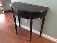 Mahogany hall table Victoria, V8T 3M5