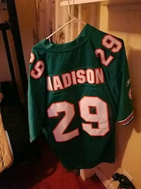 Sam Madison Stitched jersey Baltimore, 21229