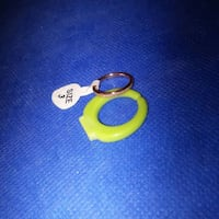 Children's ring size 3.Gold plated. Hamilton, L8S 1G9