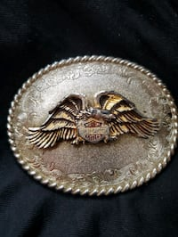 Harley Davidson 1978 belt buckle  Beaverton, 97008