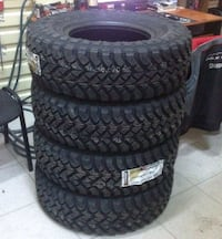 LT245-75-17 Hankook Dynapro M/T Tires Prince George's County, 20746