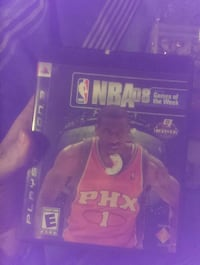 ps3 nba08 games of the week Manchester, 17345