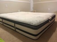 Queen Mattress with Pillowtop Ashburn, 20147