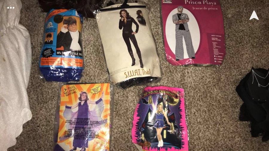 Photo 30 plus Halloween costumes and accessories