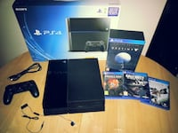 Sony playstation 4 500 GB Stranda