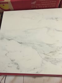 Matte marble like tiles for sale new in box Toronto, M6M