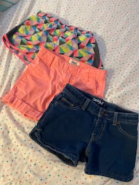 Shorts, Girls Sz 7