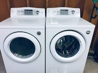 LG Washer and Electric Dryer  Tempe, 85283