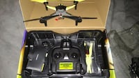 Quadcopter drone with box Erie, 16506