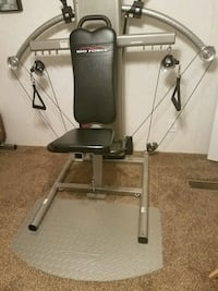 Bioforce 2.2 with bench