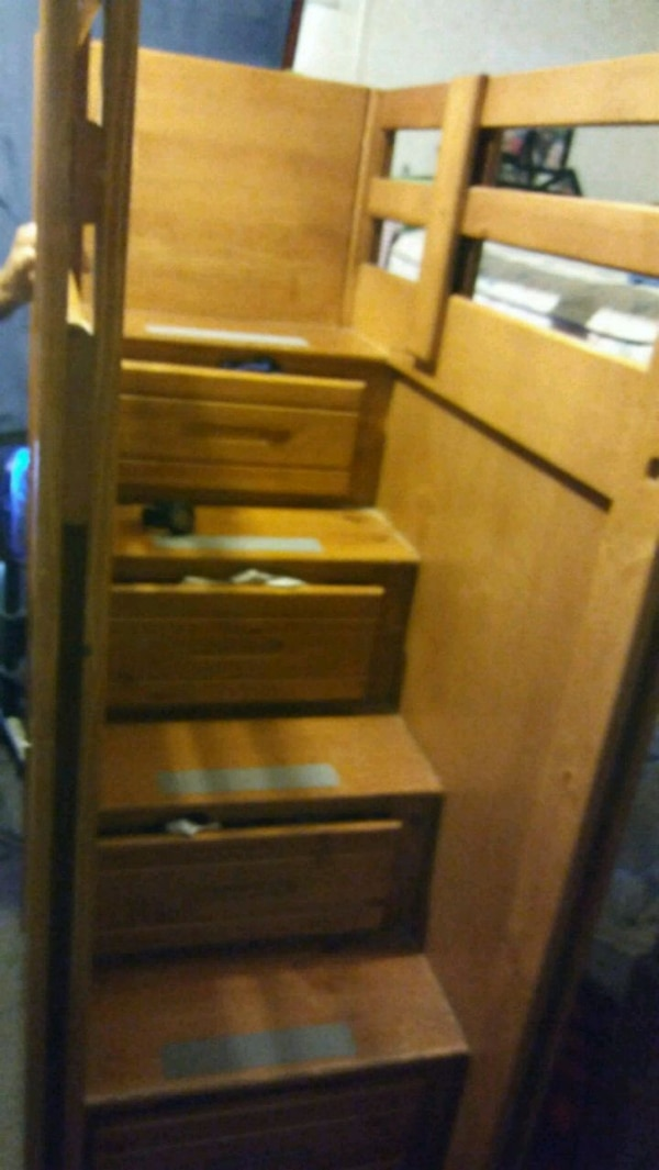 Used Bunk Bed Stairs For Sale In Midway Letgo