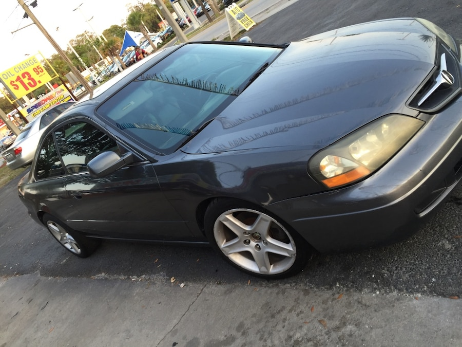 2003 acura cl type s 6 speed in tampa letgo. Black Bedroom Furniture Sets. Home Design Ideas