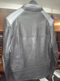 Size 48 Motorcycle Leather Jacket MINT