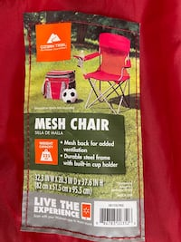 Ozark Trail Mesh Chair