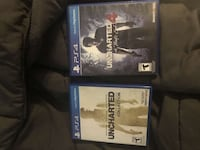 Uncharted Collection 1-4