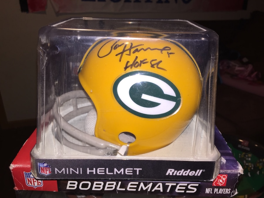 yellow Green Bay Packers Bobblemates mini Helmet for sale  Milwaukee