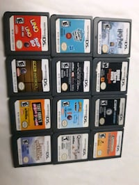 Variety of Nintendo DS games  Westchester, 60154