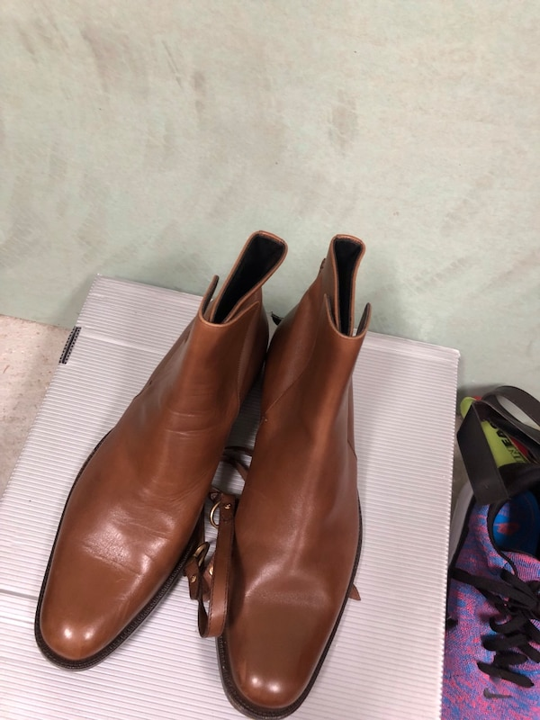 590dbc5f10f96 Used Men s Gucci boots size10.5 for sale in New York - letgo