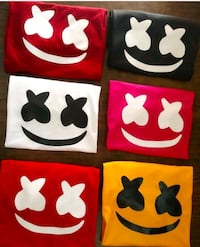 red and white Mickey Mouse print textile Mira Bhayandar, 401107