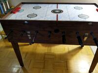 3 in 1 Games Table Toronto, M4B 1A8