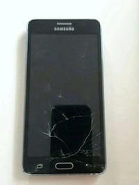 black Samsung Galaxy android smartphone Brownsville, 78520