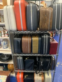 Vintage suitcases & more