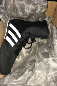New adidas boxing shoes, women's US 6