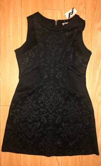 Black dress size m Toronto, M3B 3R7