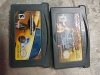 2 GBA games Westerly, 02891