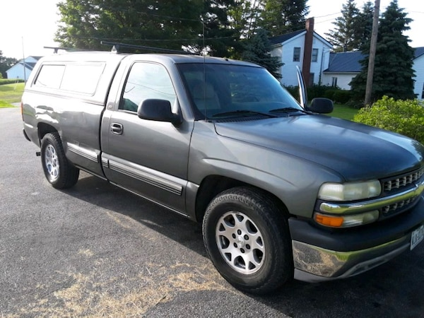 2001 Chevrolet Silverado 1500 Regular Cab Long Bed