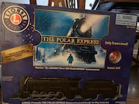 Lionel Polar Express Ready to Play Train Set Beaverton, 97003