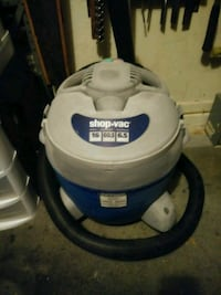 SHOP VAC 16 GALLON 6.5 HP WORKS EXTREMELY GOOD