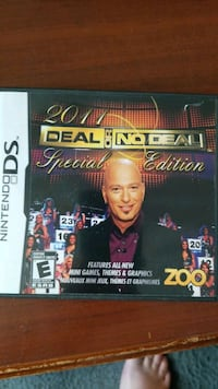 Deal or no Deal special edition  Nintendo DS Baltimore, 21205