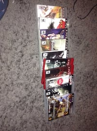 PS3 lot 10 for each  New York, 10009