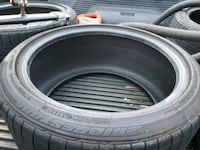 19 in tires set of 4 $150.00 Olympia, 98513
