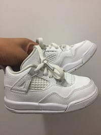 Jordan 4 Retro Bt 8c New York, 10031