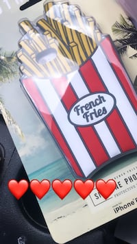 French fry Iphone case 6/7/8 Mesa, 85215