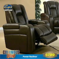 power Recliner Hialeah, 33012