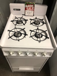 20in. gas stove