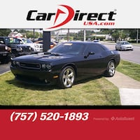 2014 Dodge Challenger Virginia Beach, 23455