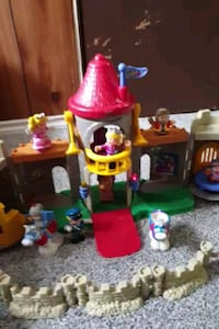 Fisher price castle Edmonton, T5E 1C6