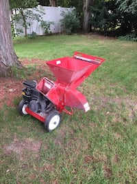 red and black push mower Southington, 06489