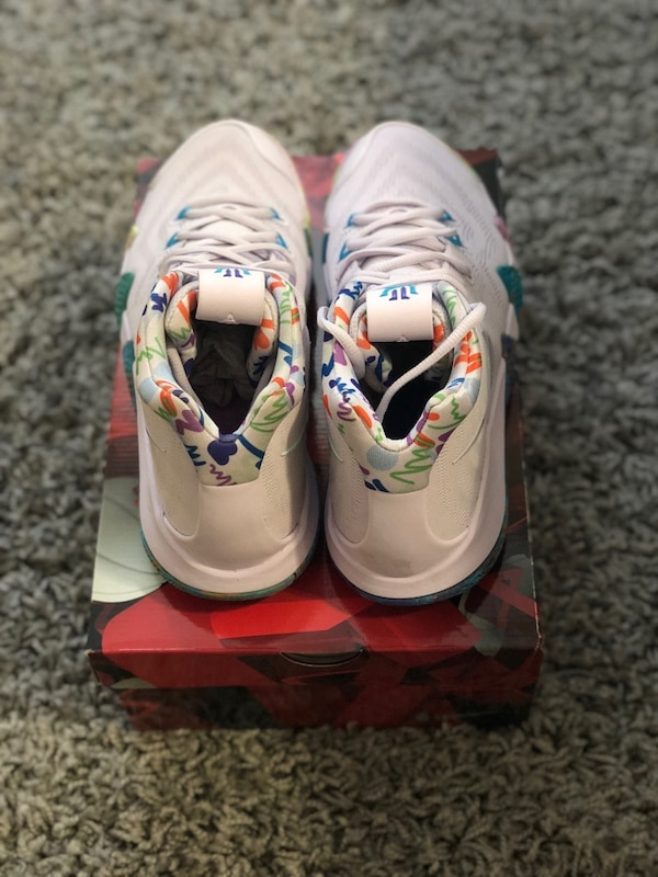 5c443569fbf9 Used Kyrie 4 90s (Decades Pack) for sale in Boston - letgo