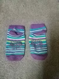 Girls Childrens Place Socks 3-4 Years Barrie