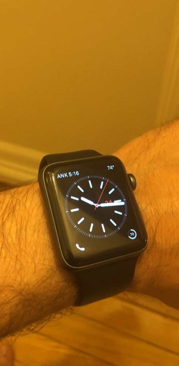 apple iwatch series 2   42 inc Smartwatch
