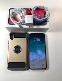 iPhone X 10 | 64 GB | AT&T  Canfield, 44406