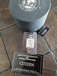 Citizen EX1130-50D Diamond Eco-Drive Watch Toronto