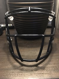 black football helmet frame 74 km