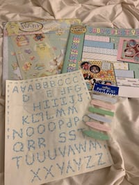 Baby scrapbooking Items Oakville, L6L 4X4