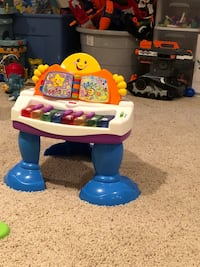 Fisher Price musical Piano Tinley Park, 60477